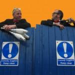 double act jugglers