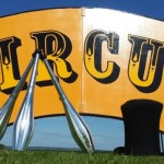 circus skills sign