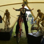 comedy cyclist & entertainer