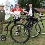 british themed comedy cyclists