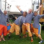 circus skills festival crew