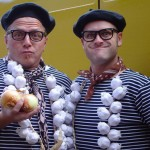 french themed double act