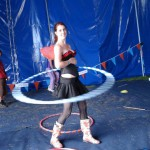 fairy hula hooping