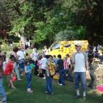 community circus area
