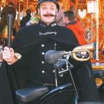 christmas comedy policeman