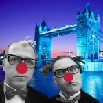 london entertainers double act