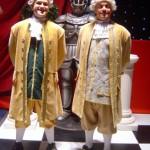 regency footmen characters