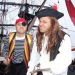 stilt-walking-pirates