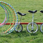circus skills workshop equipment