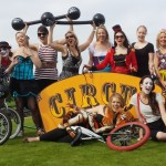 circus skills hen party
