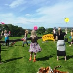 circus skills workshop - hen + stag do